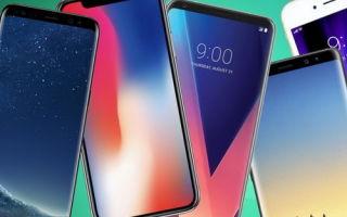 Лучшие смартфоны Самсунг в 2019 году