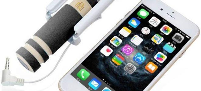 Подключение и настройка селфи палки на iPhone