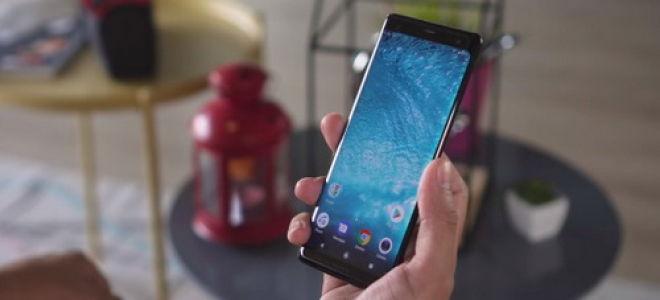Обзор смартфона Sony Xperia XZ3