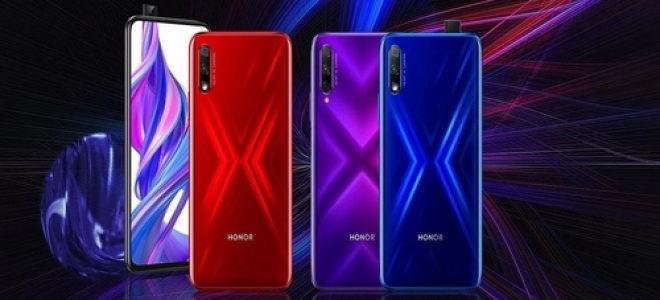 Сравнение смартфонов Honor 9X и Honor 9X PRO
