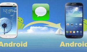 Перенос СМС-сообщений с одного Андроида на другой