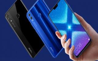 Обзор смартфона Huawei Honor 8X