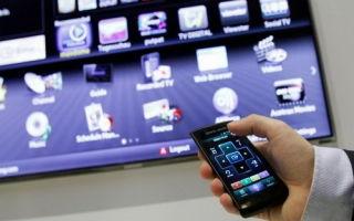 Управление телевизором с телефона Android