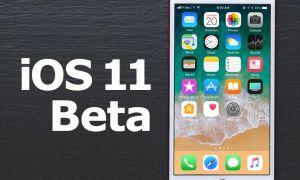 Процедура установки iOS 11 Beta на Айфон