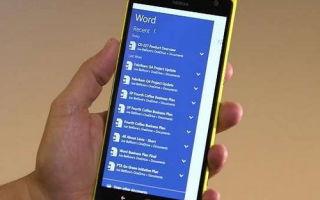 Как на Android открывать, читать и изменять документы Doc и Docx