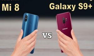 Сравнение смартфонов Samsung Galaxy S9 и Xiaomi Mi 8