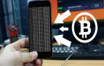Заработок Bitcoin с помощью телефона