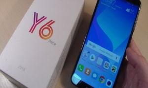 Хуавей Y6 Prime — хороший смартфон по доступной цене