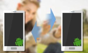 Перенос фото с одного Андроида на другой разными способами