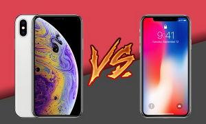 Какие есть отличия между смартфонами iPhone X и XS