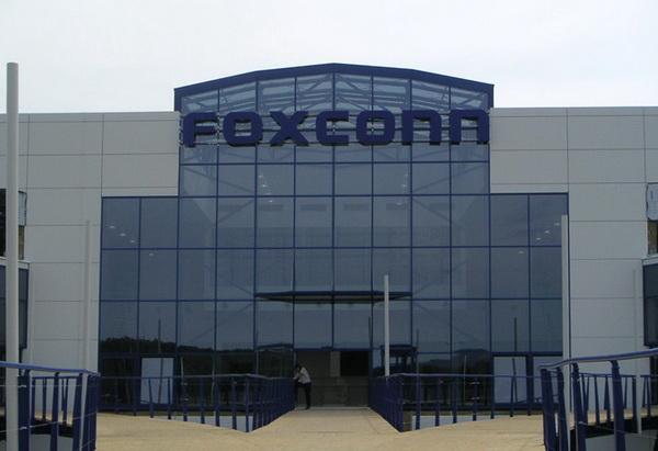 Foxconn в Китае