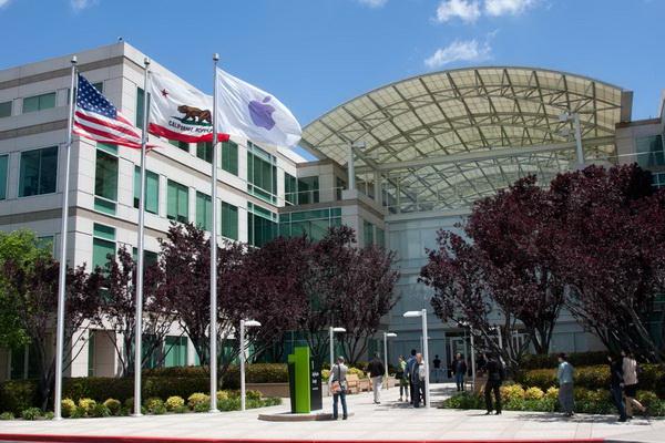 Главный офис Apple
