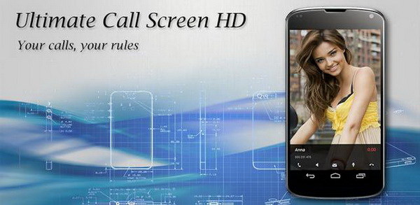 Ultimate Caller ID Screed HD