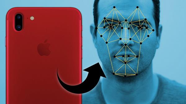 сканер лица