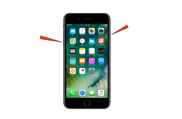 Вход в рекавери iphone