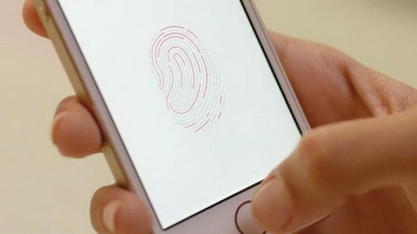 Сканер отпечатков на Айфоне