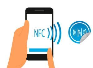 Тип метки NFC не поддерживается