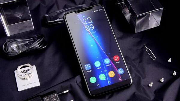 Телефон HomTom S8