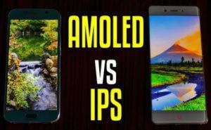 Amoled или IPS