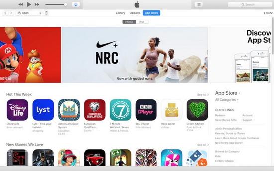 Восстановление через iTunes