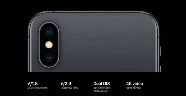 Камера Айфона XS