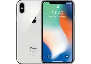 Смартфон iPhone X