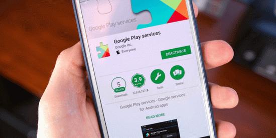 Сервисы Google Play на Андроид