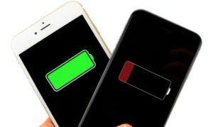Износ батареи Айфон