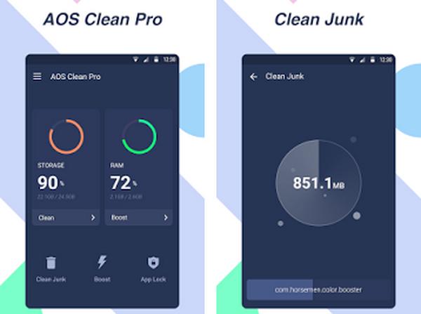 AOS Clean Pro