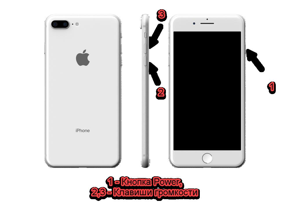 iPhone 8 внешний вид