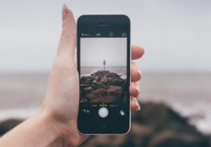 Программы обработки фото iPhone