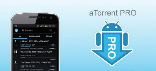 aTorrent-TorrentDownloader