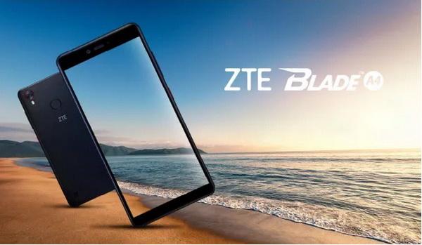 ZTE Blade A4