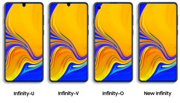 New-Infinity дизайн