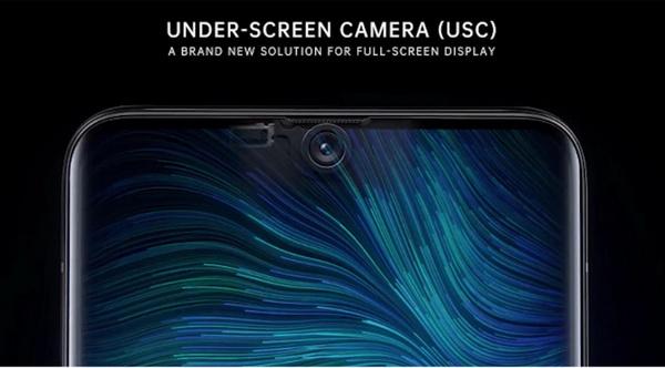 Невидимая камера в Galaxy s11