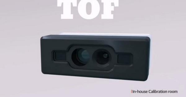 TOF камера