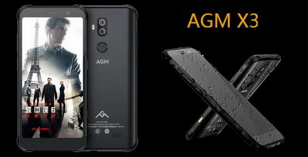 AGM Х3