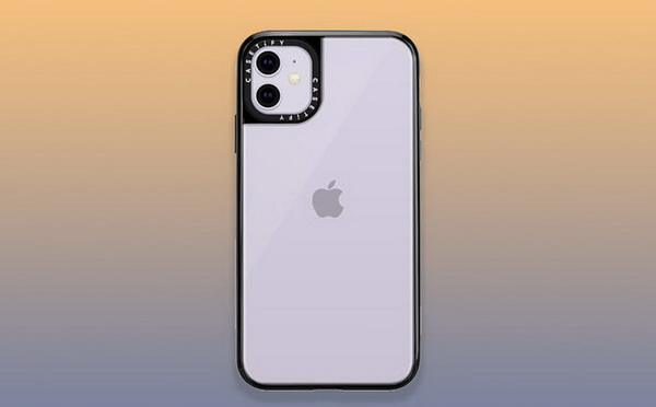 Casetify Clear iPhone Case