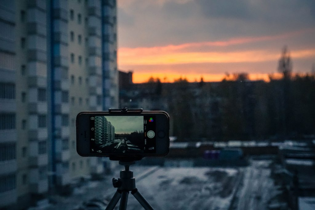 Как снимать видео на iPhone